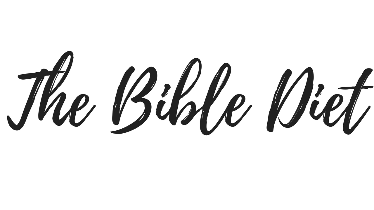 The Bible Diet