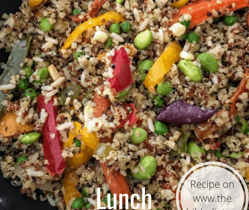 Veganuary 2019 | 1 week meal plan