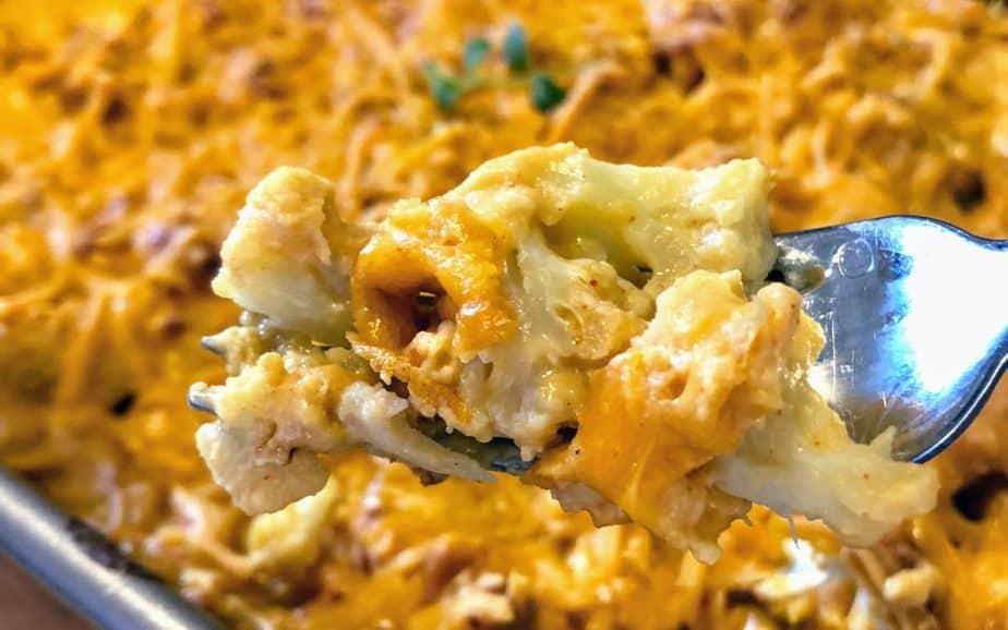 Vegan Cauliflower Mac and Cheese Recipe