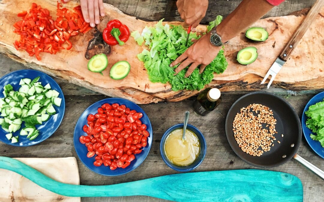 How to Do a Plant-Based Cooking Class
